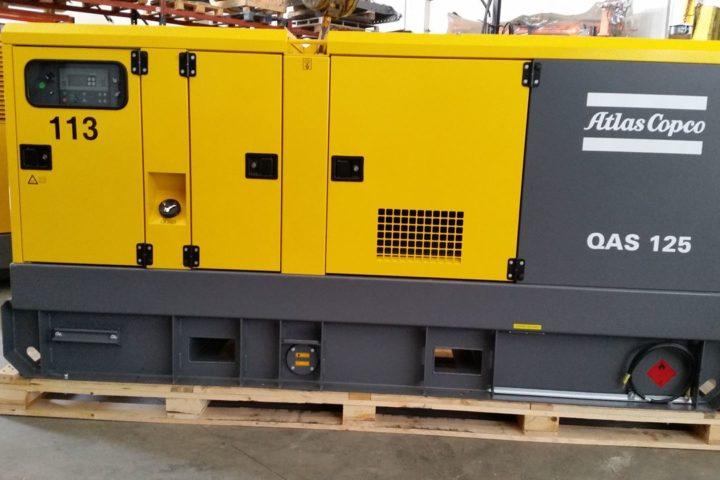 QAS 125 Generator