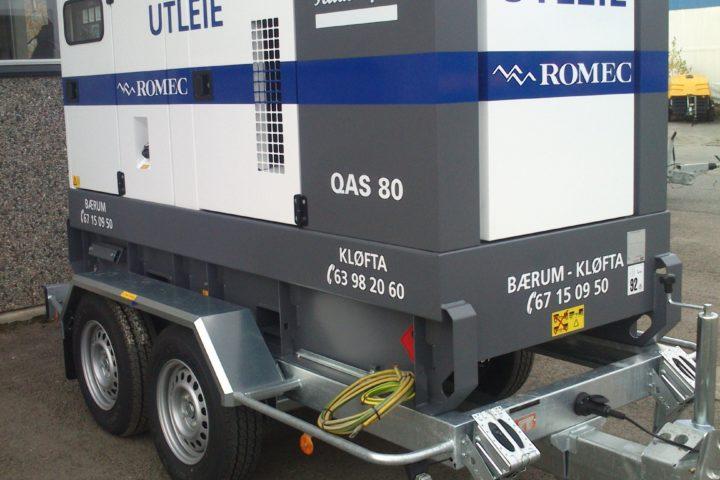 QAS 80 Generator