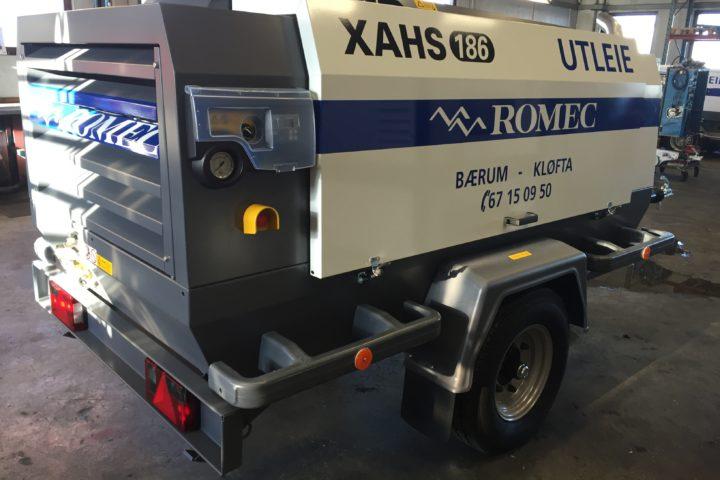 XAHS 186 Kompressor