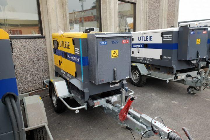 QAS 20 Generator