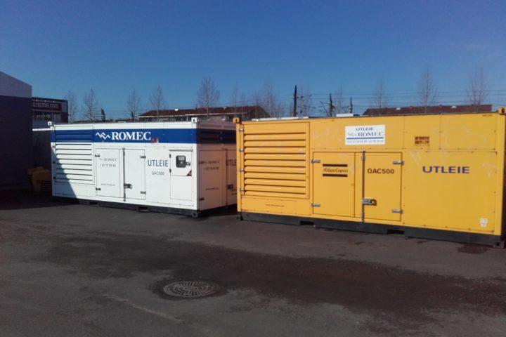 QAC 500 Generator