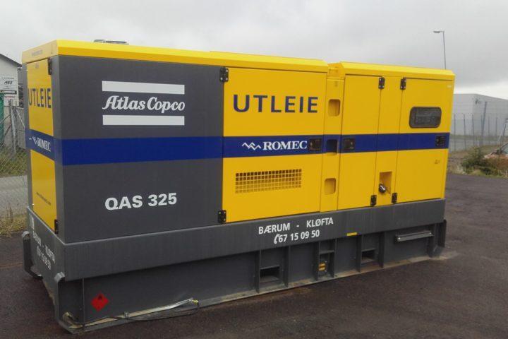 QAS 325 Generator