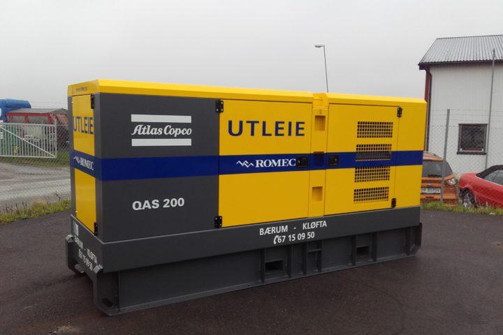QAS 200 Generator