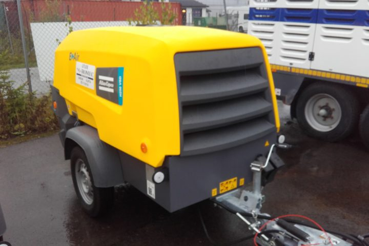Atlas Copco E-Air H250 VSD